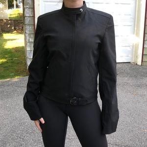 Ralph Ralph Lauren black sleek jacket